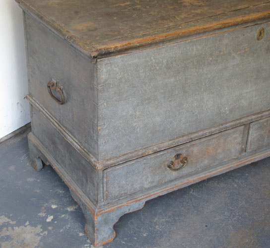 Chippendale Blanket Chest