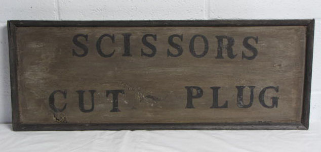 American Trade Sign